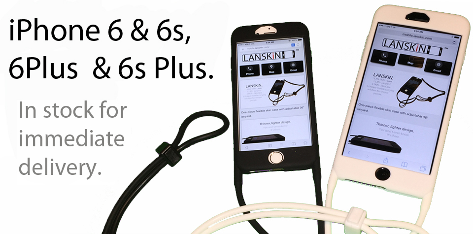 iphone 6 & 6 plus lanyard case